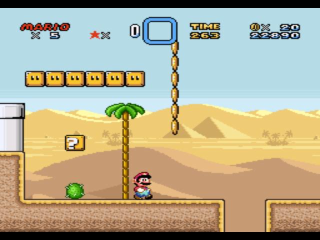 Super Mario World (USA) [Hack by FPI v1 1] (~Super Mario
